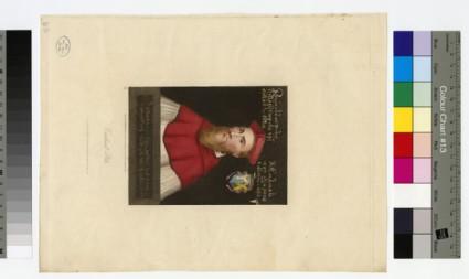 Portrait of Cardinal Pole