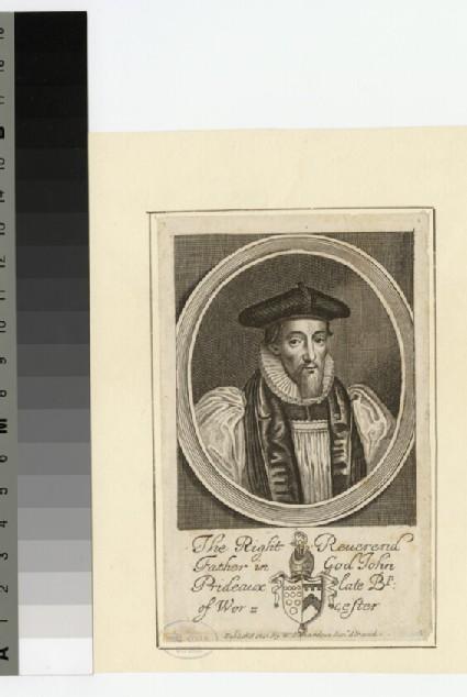 Portrait of Bishop Prideaux