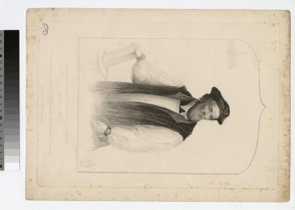 Portrait of Bishop Nicholas Ridley