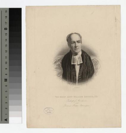 Portrait of Bishop Skinner