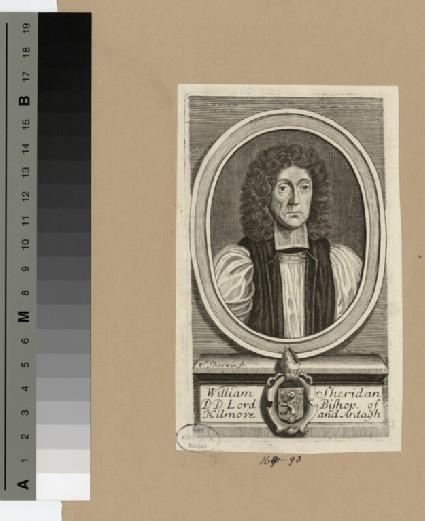 Portrait of Bishop W. Sheridan