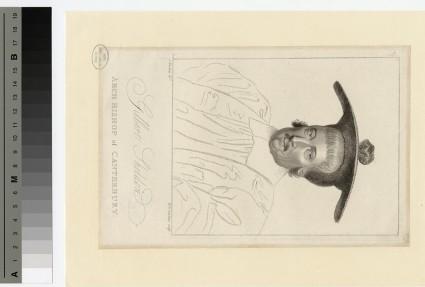 Portrait of Archbishop Sheldon