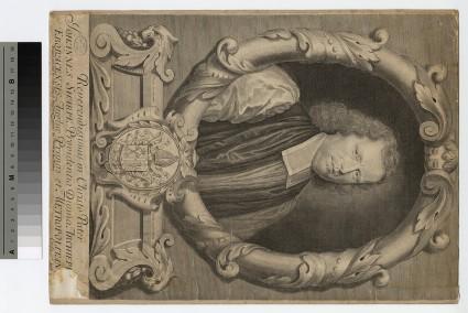 Portrait of Archbishop John Sharp