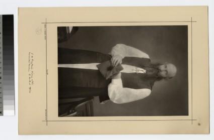 Portrait of Bishop Smythies