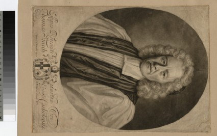 Portrait of Bishop T. Smith