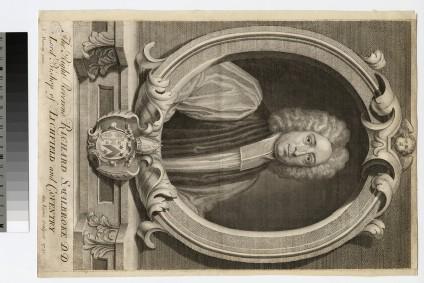 Portrait of Bishop R. Smalbroke