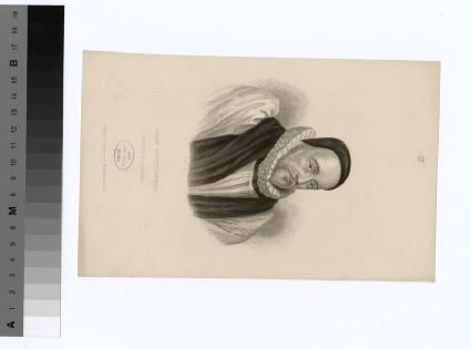 Portrait of Archbishop Spottiswood