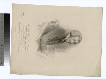 Portrait of Archbishop Manners Sutton