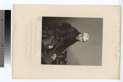 Portrait of Bishop C. R. Sumner