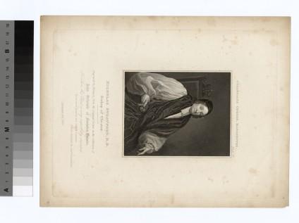 Portrait of Bishop N. Stratford