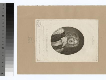 Portrait of Bishop E. Stillingfleet