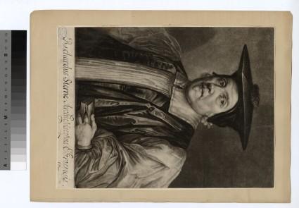 Portrait of Archbishop R. Sterne