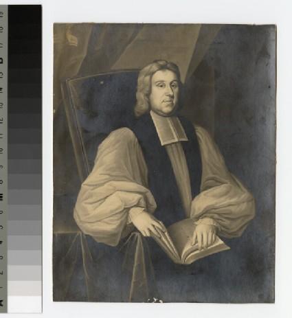 Portrait of Archbishop Tenison