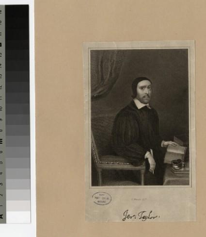 Portrait of Bishop J. Taylor