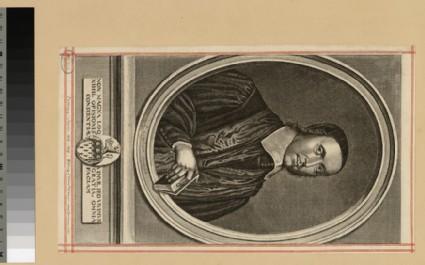 Portrait of Bishop Jeremy Taylor