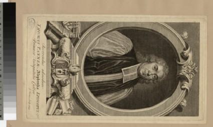 Portrait of Bishop T. Tanner