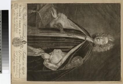 Portrait of Bishop W. Talbot