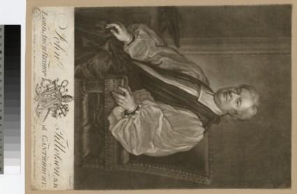 Portrait of Tillotson