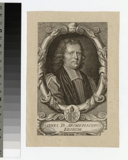 Portrait of Archbishop Sharp