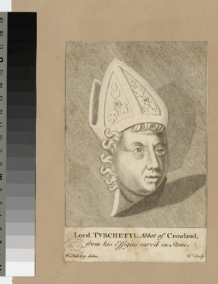 Portrait of Abbot Turchetyl