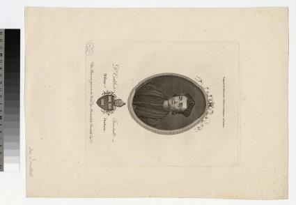 Portrait of Bishop C. Tunstall