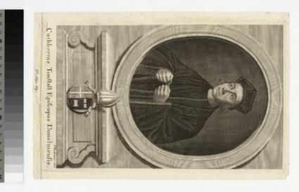 Portrait of Bishop C. Tonstall