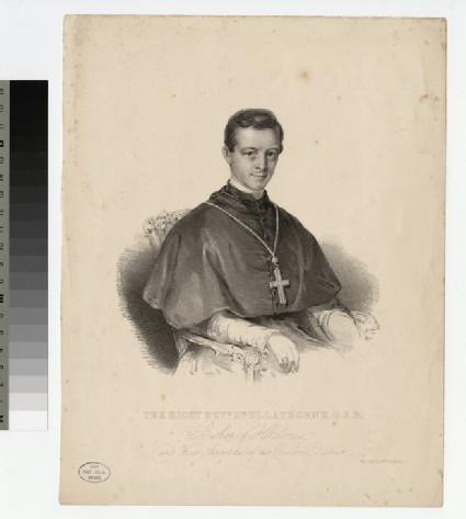 Portrait of Bishop Ullathorne