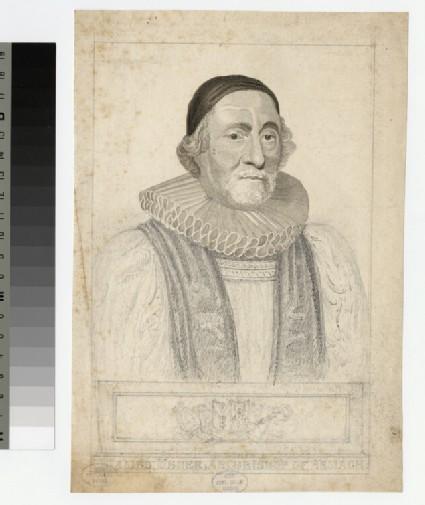 Portrait of Archbishop Ussher