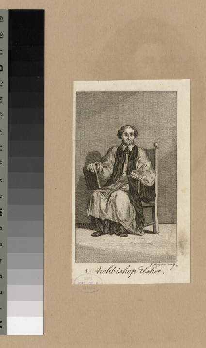 Portrait of Ussher