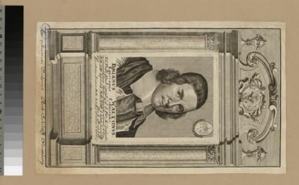 Portrait of Bishop B. Walton