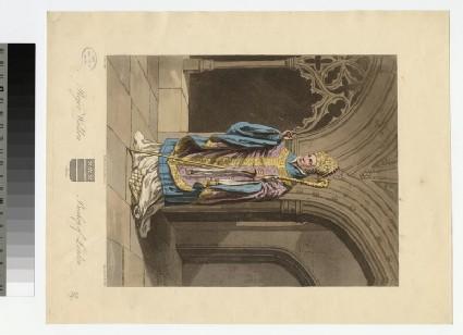 Portrait of Bishop R. Walden