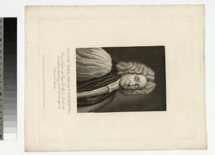 Portrait of Archbishop W. Wake