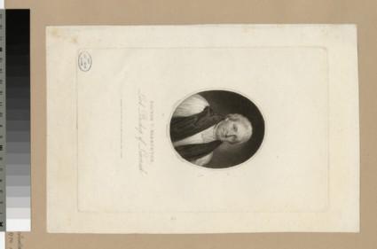 Portrait of Bishop C. Warburton