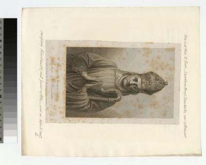 Portrait of Bishop Wayneflete