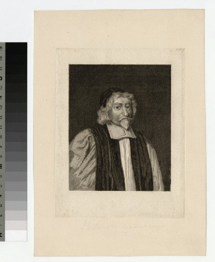 Portrait of Bishop Gunning