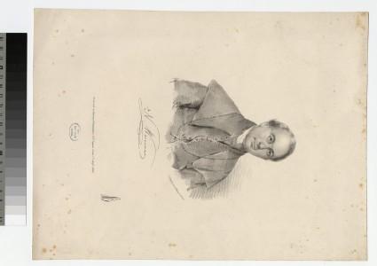 Portrait of Archbishop Wiseman