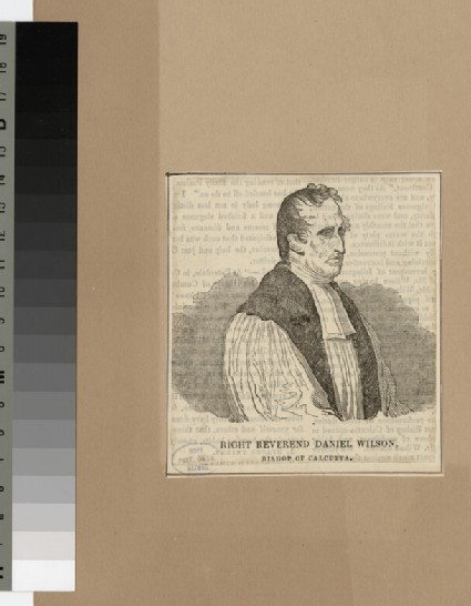 Portrait of Bishop D. Wilson