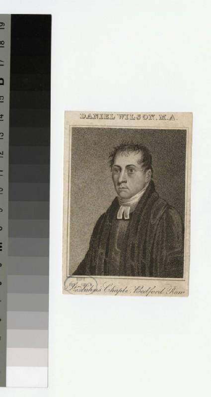 Portrait of D. Wilson