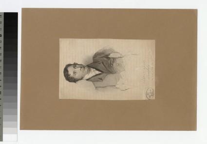 Portrait of Barney Aaron