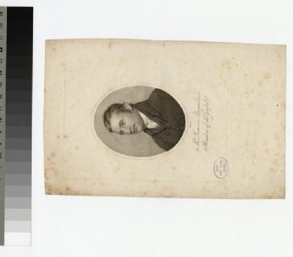 Portrait of J. Alexander