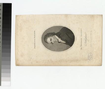 Portrait of R. Alliott