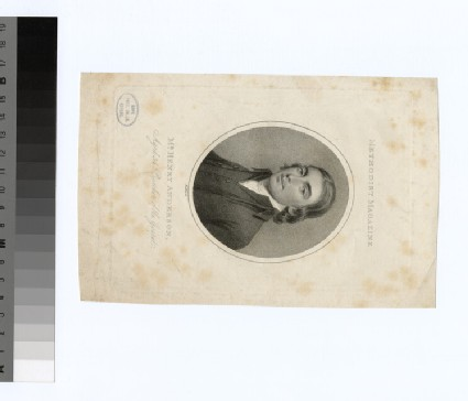 Portrait of H. Anderson