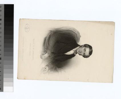 Portrait of T. W. Aveling