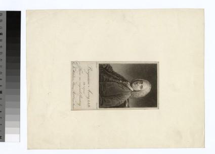 Portrait of Benjamin Avery