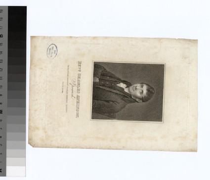 Portrait of C. Atkinson