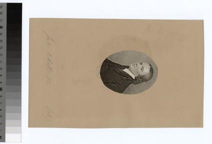 Portrait of J Ashall