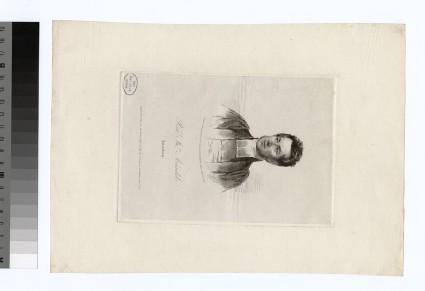 Portrait of Mr Arundel