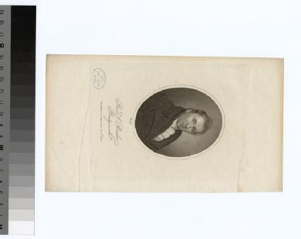 Portrait of S. Barber