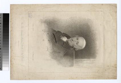 Portrait of Rev.E. Balme