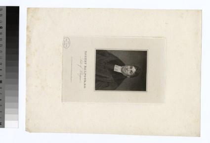 Portrait of R. Balfour